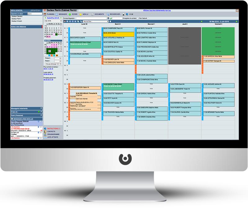planning ubicentrex shared agenda