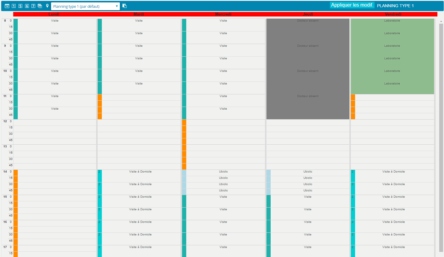 Planning type